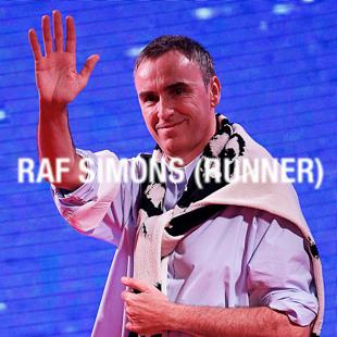 raf simons runner 通販