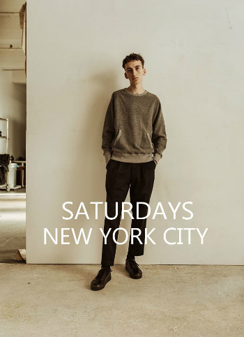 saturdays nyc  通販