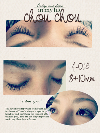 Eyelash nail salon chouchou for Salon by k chou