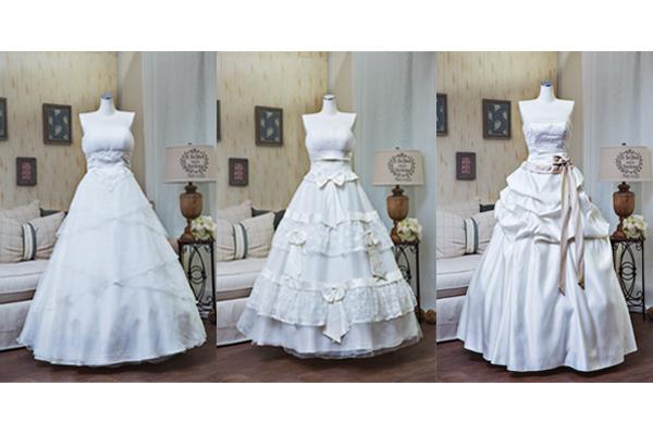 『Newデザイン追加』13号以上のドレスデザイン紹介♪