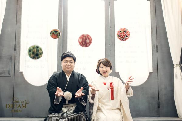 5/24 沖縄県スタジオ和装フォトウェディング