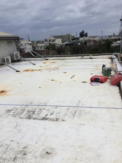 太陽光発電システム 沖縄市南桃原K様邸 三菱電機 5.52kwシステム