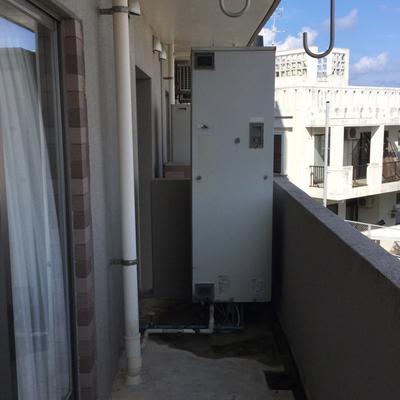 電気温水器からネオキュート N様邸 宜野湾市志真志 サンクレストシリーズマンション