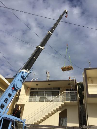 太陽光発電システム 沖縄市古謝N様邸 Panasonic HIT 10.248kwシステム