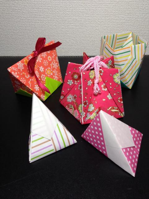 すべての折り紙 川崎ローズ 折り紙 折り方 : 折り紙BOXの折り方動画