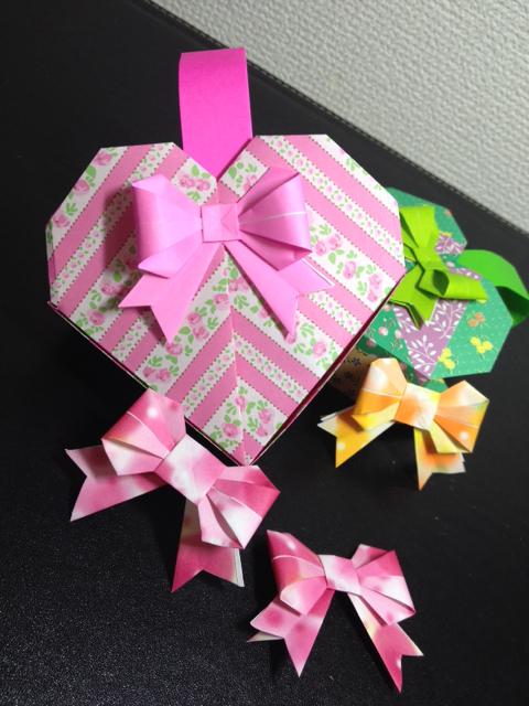 折り 折り紙 バレンタイン 折り紙 : hanausagi46.ti-da.net