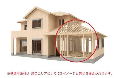 タマホーム沖縄の木造軸組工法