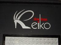 show house Reiko様看板
