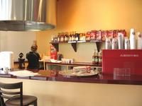 デザインエスプレッソコーヒー様店内