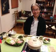 夕食Oさん