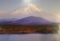 富士山と小富士