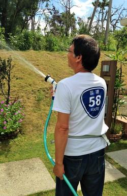 58T-シャツ