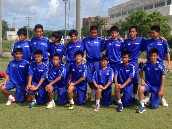 小禄中学サッカー部応援ブログ