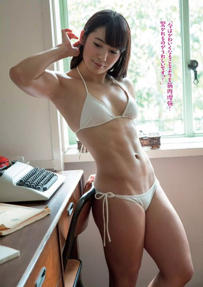 マッチョほどではない筋肉質の美女の画像☆8 [無断転載禁止]©2ch.net YouTube動画>11本 ->画像>469枚