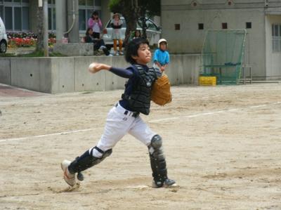 少年野球で試合前にやる基本の練習メニュー