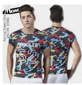 細部にもこだわりモンクレール コピーTシャツ