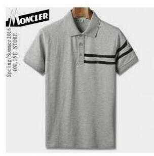 夏のビジネススタイルのモンクレール 通販ポロシャツ