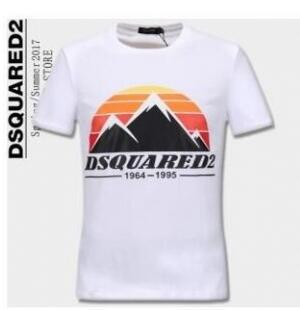 人気最高品質のディースクエアード 通販Tシャツ