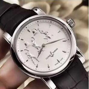 高級感抜群のユリスナルダン コピー新作腕時計